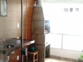 Apartamento com área gourmet no Grã Duquesa - 1º Andar - 102ms2